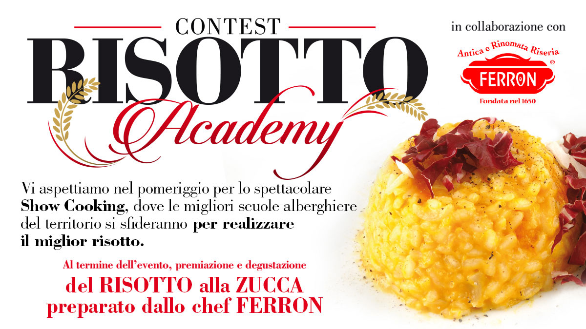 Contest RISOTTO Academy